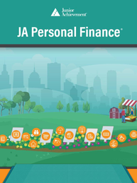JA Personal Finance Blended Model<sup style='text-decoration:none;'>®</sup>